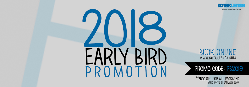 2018 Early Bird